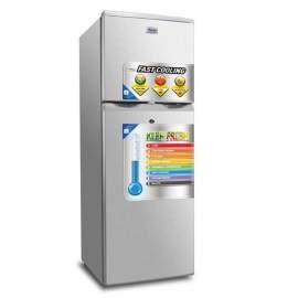 Réfrigérateur - 120L - GRIS...