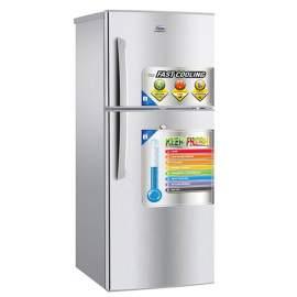 Réfrigérateur - 175L - GRIS...