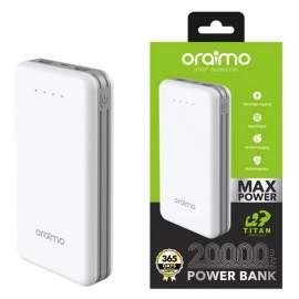 ORAIMO Power Bank 20000 mAh...