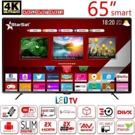 65 - Smart TV - 4K - Full...