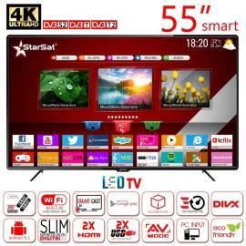 55 - SMART - TV 4K -...