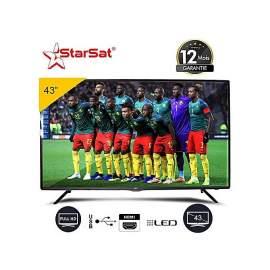 43 - TV - LED- Numérique -...