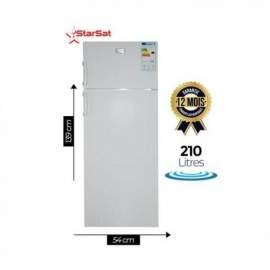 Réfrigérateur Combiné - 210...