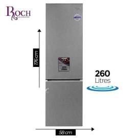 Réfrigerateur - 260L -...