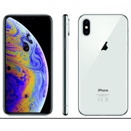 iPhone Xs 64Go - Blanc -...