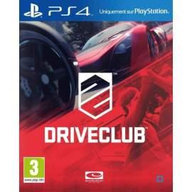 Drive Club Jeu PS4 Et PS4 Pro