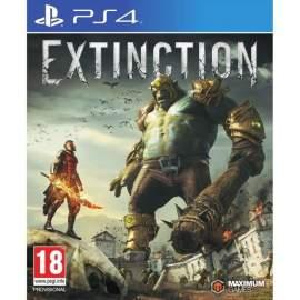 Extinction Jeu PS4 Et PS4 PRO