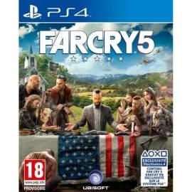 Far Cry 5 Jeu PS4 et PS4 Pro