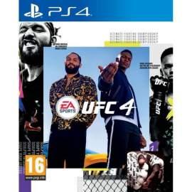 UFC 4 Jeu PS4 et PS4 Pro