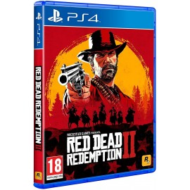 Red Dead Redemption 2 PS4...
