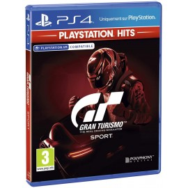 Gran Turismo Sport PS4 et...