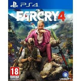 Far cry 4 - PS4 et PS4 Pro