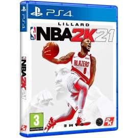 NBA 2K21 - PS4 et PS4 Pro