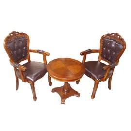 Table et chaises de loisir...