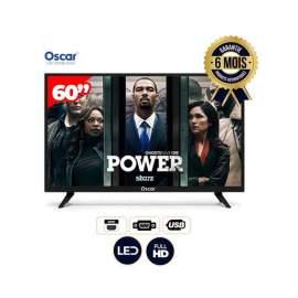 """60"""" - Numérique - TV 4K -..."""