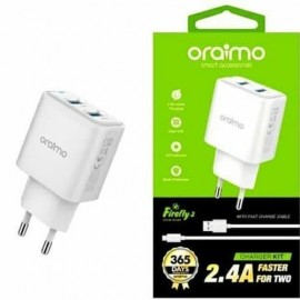 Oraimo  Fast Charger - Dual...
