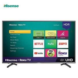 "Hisense - 50"" - Smart - TV..."