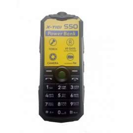 S50 - Noir - Dual Sim - X-TIGI