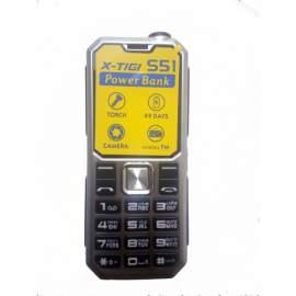 S51 - Noir - Dual Sim - X-TIGI