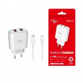 Chargeur ITEL ICE-41 -...