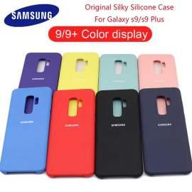 Coque en silicone Samsung Galaxy S9 Plus